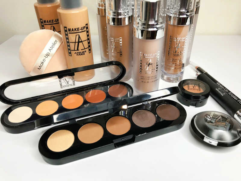Makeup Atelier Paris - profesjonalne kosmetyki do makijażu