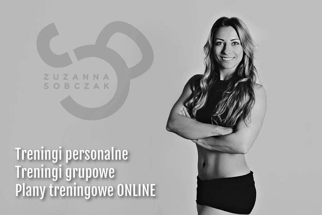 Zuzanna Sobczak - profesjonalny trener personalny