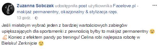 Facelove Celina Piwko opinie