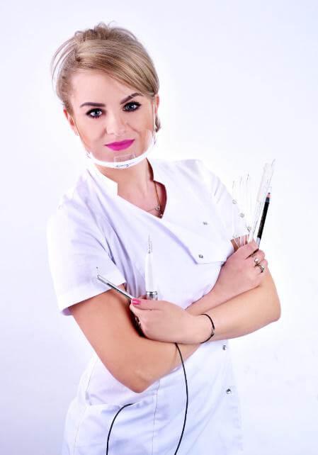 Celina Piwko-Jelonek, FaceLove - wykładowca