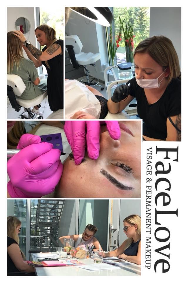 Szkolenie z makijażu permanentnego, Bielsko-Biała
