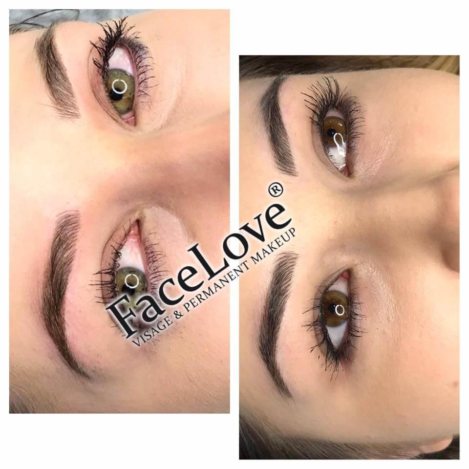 Makijaż permanentne dla klientek z zagranicy