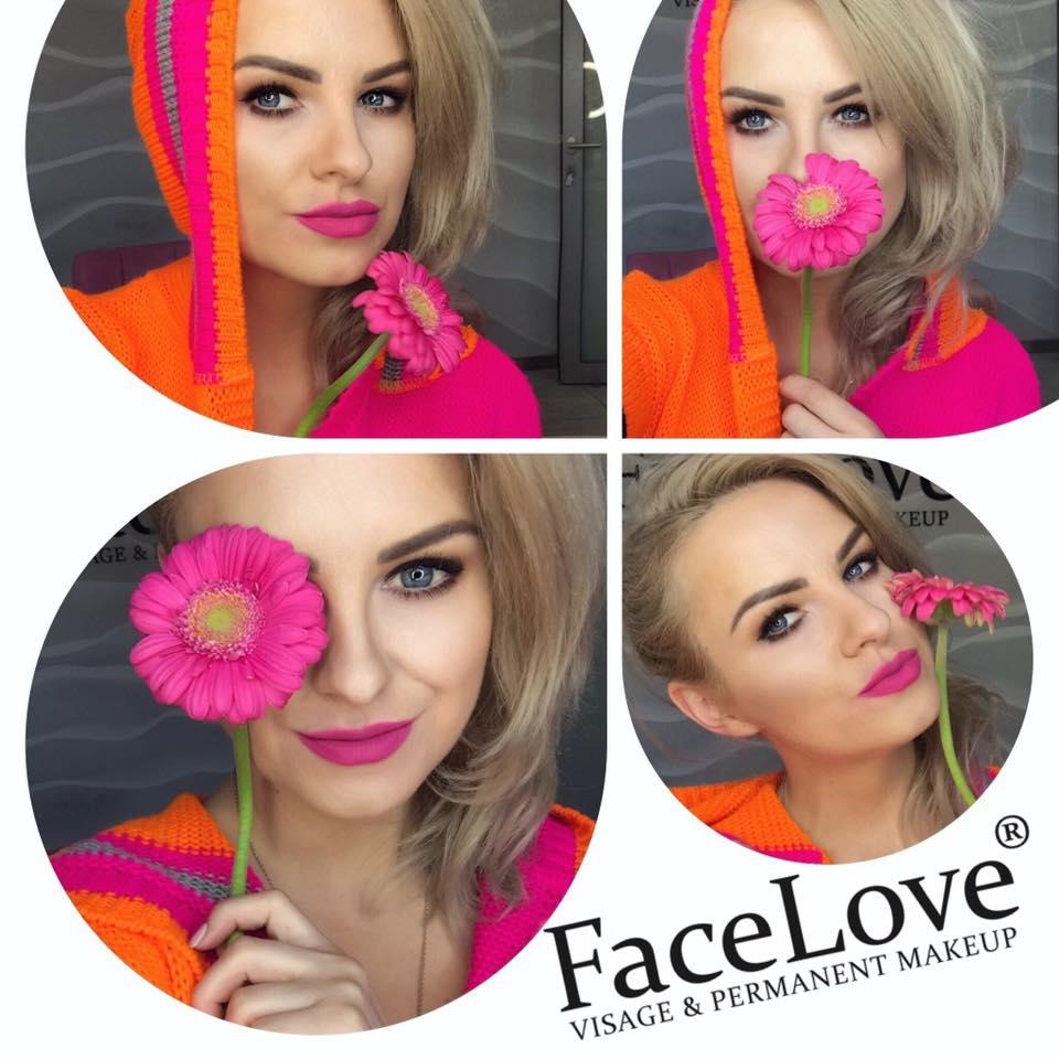 Powiększamy się - makijaż wiosenny Bielsko-Biała